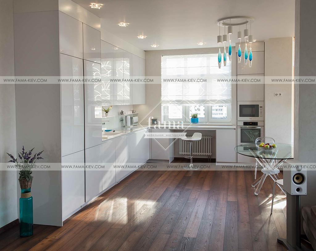 кухонная мебель на фото